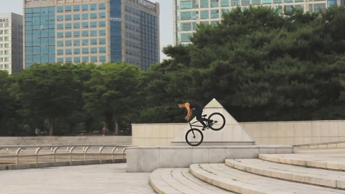 Jaoa Danaikrit - Cant Fool The Youth 3 - CFTY3 - Korea Trip 2013 - Long Nose Manual
