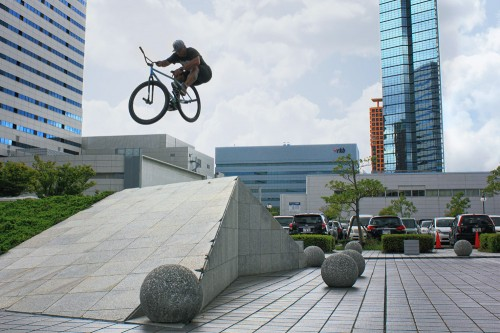 Devon Lawson - Japan - Pyramid - TBog - Wheel Talk