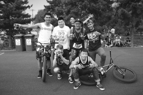 Fixed Gear Open 6 - Wheel Talk - Group Photo