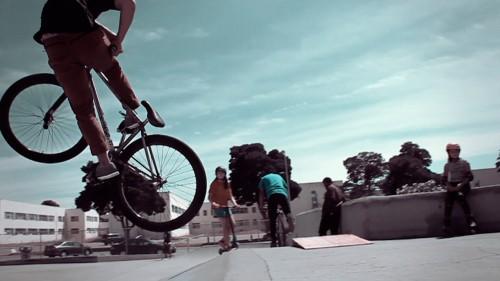 Alameda Skatepark - Dew Sippawit - Turndown