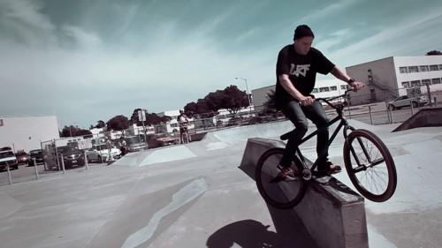 Alameda Skatepark - Mike Schmitt - Crank Arm