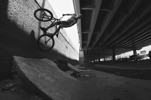 Matt Reyes - Wheel Talk - New York 2013 - Brooklyn Peel Sessions - Wall 180