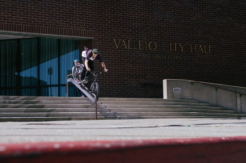 Matt Reyes - Turf Bikes - Vallejo City Hall