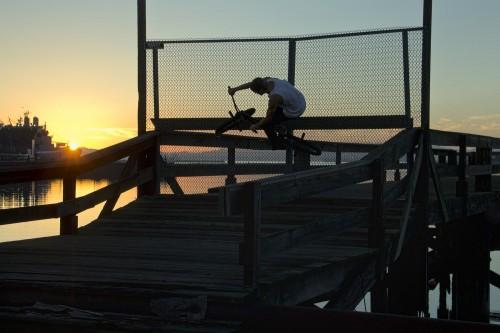 Matt Reyes - FGFS - Alameda 2014 - Dock Of The Bay