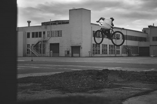 Matt Reyes - FGFS - Alameda 2014 - Up Rooted Cement - BW