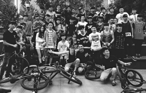 FGFS - Beijing China Fixed Gear Freestyle Scene - Wheel Talk 2014