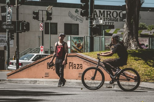 TURFBikes_MikeSchmitt_FilmingWith_JimmyWatcha_SF2015