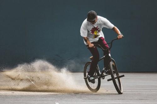 Mike Schmitt - TURF Bikes - FGFS Whip Skid