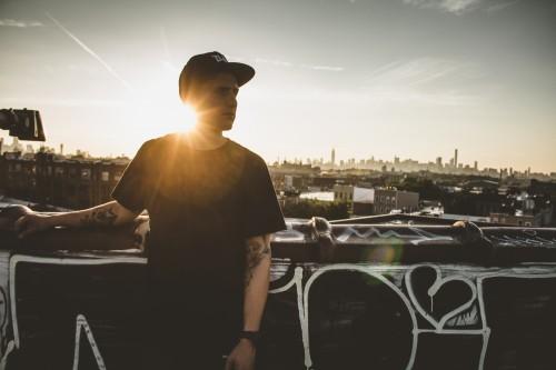 FGFS_NY2015_MikeTSchmitt_TURFBikes_BrooklynRooftop_Sunflare1
